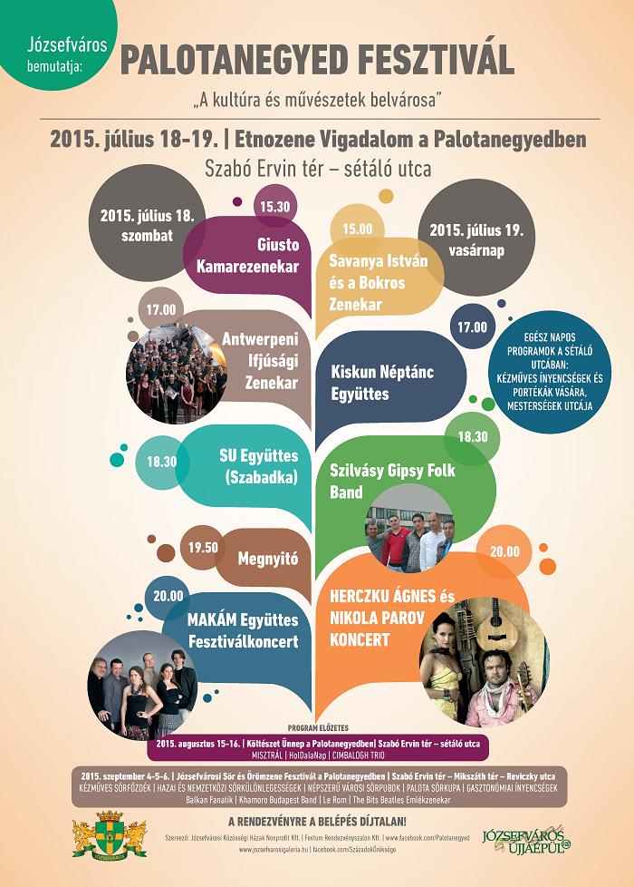 2015. júl. 18.-i hangverseny plakátja