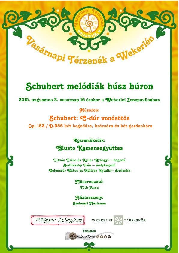 2015. 08.02. koncert meghívója